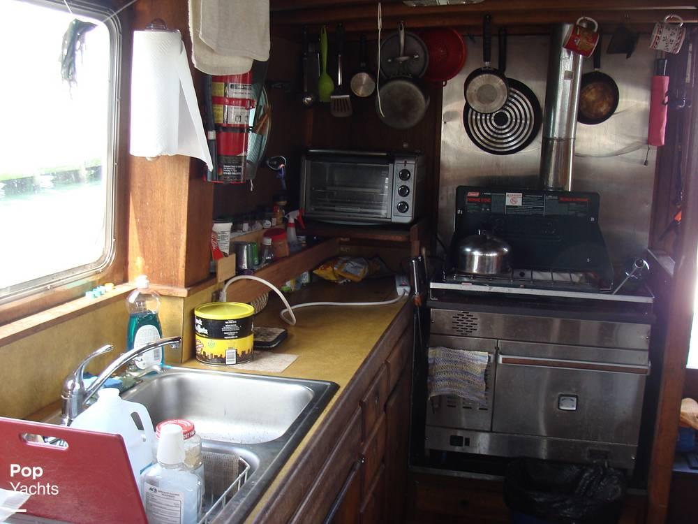 1978 Skookum boat for sale, model of the boat is 53 & Image # 19 of 40