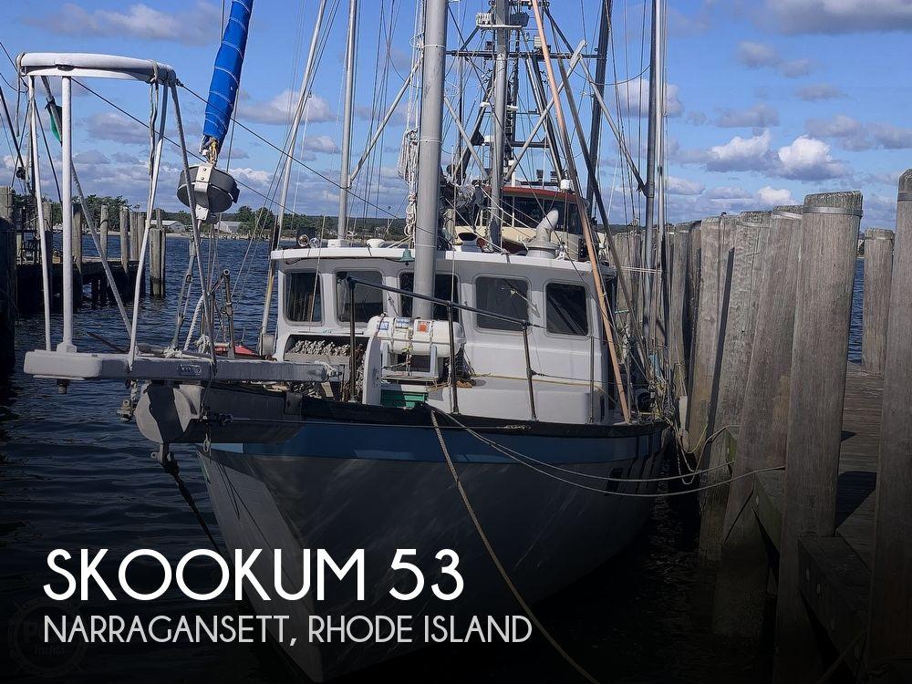 1978 Skookum boat for sale, model of the boat is 53 & Image # 1 of 40
