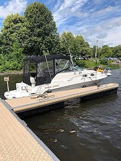 2000 Campion boat for sale, model of the boat is 8001 Allante Elite & Image # 9 of 22