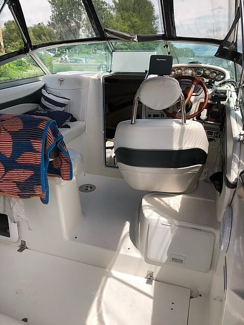 2000 Campion boat for sale, model of the boat is 8001 Allante Elite & Image # 18 of 22