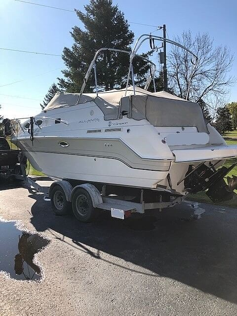 2000 Campion boat for sale, model of the boat is 8001 Allante Elite & Image # 20 of 22