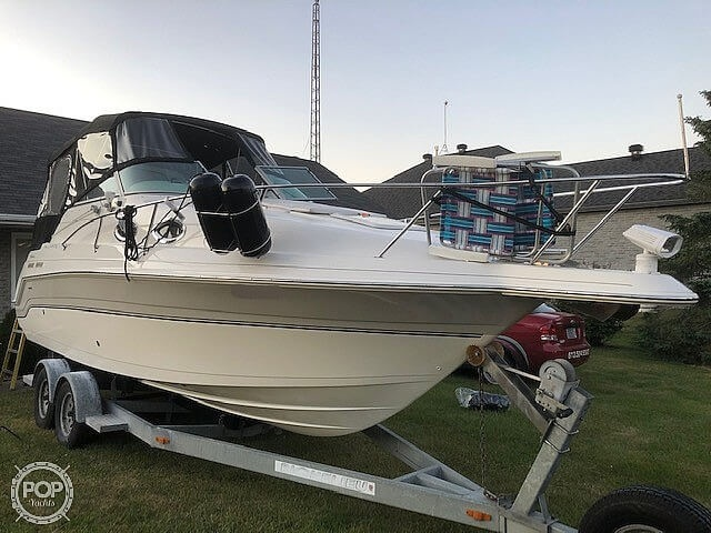 2000 Campion boat for sale, model of the boat is 8001 Allante Elite & Image # 21 of 22