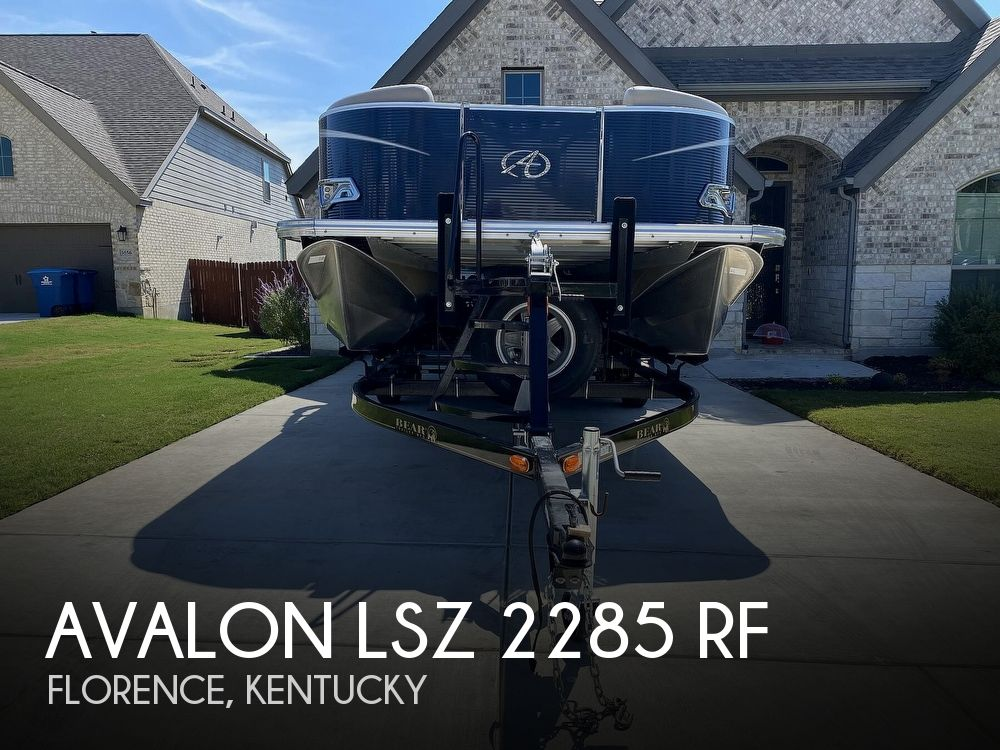 2018 Avalon boat for sale, model of the boat is LSZ 2285 RF & Image # 1 of 40
