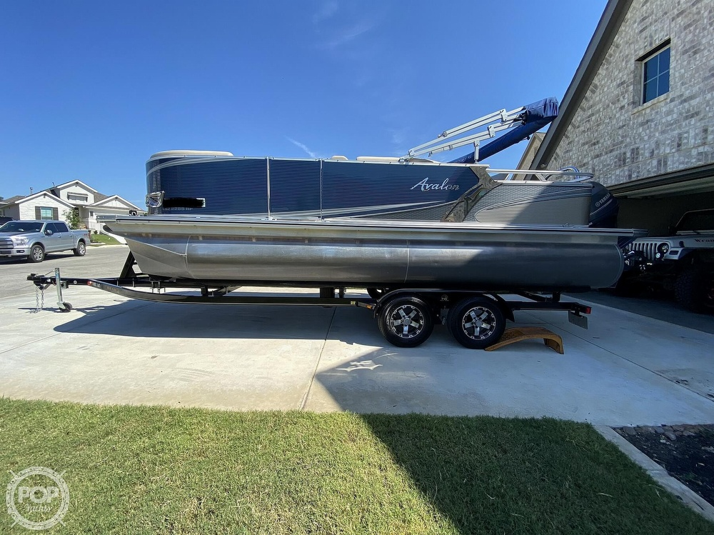 2018 Avalon boat for sale, model of the boat is LSZ 2285 RF & Image # 5 of 40