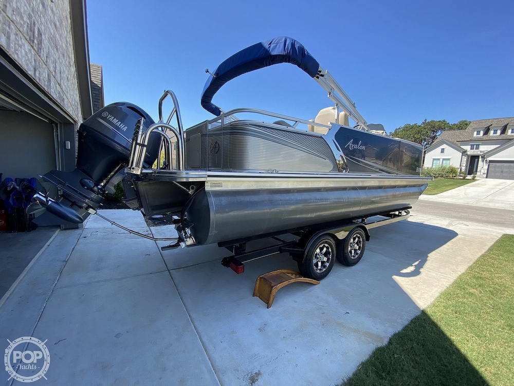 2018 Avalon boat for sale, model of the boat is LSZ 2285 RF & Image # 7 of 40