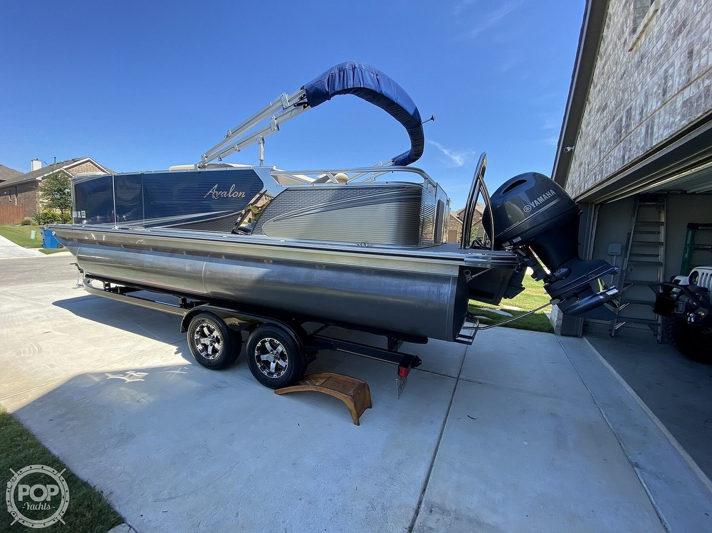 2018 Avalon boat for sale, model of the boat is LSZ 2285 RF & Image # 4 of 40
