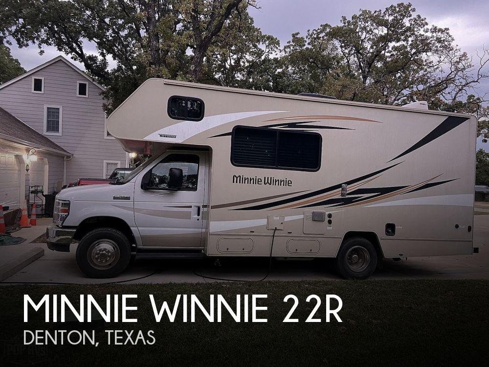 2018 Winnebago Minnie Winnie 22R