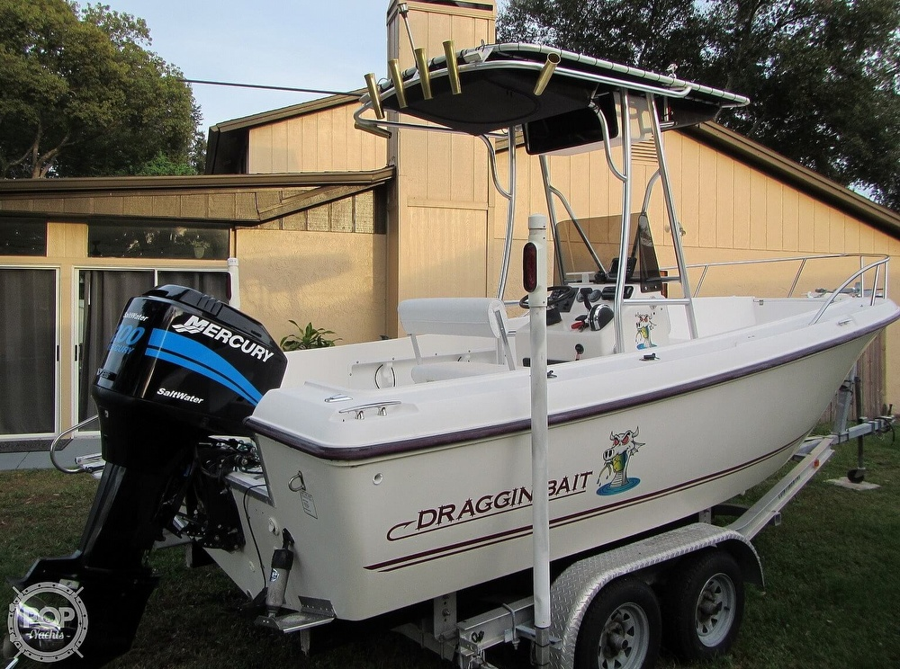 2002 Cape Craft boat for sale, model of the boat is 2100 CC & Image # 4 of 40