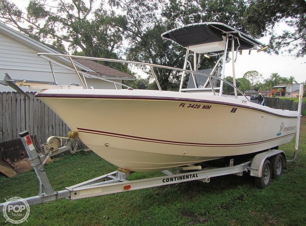 2002 Cape Craft boat for sale, model of the boat is 2100 CC & Image # 14 of 40