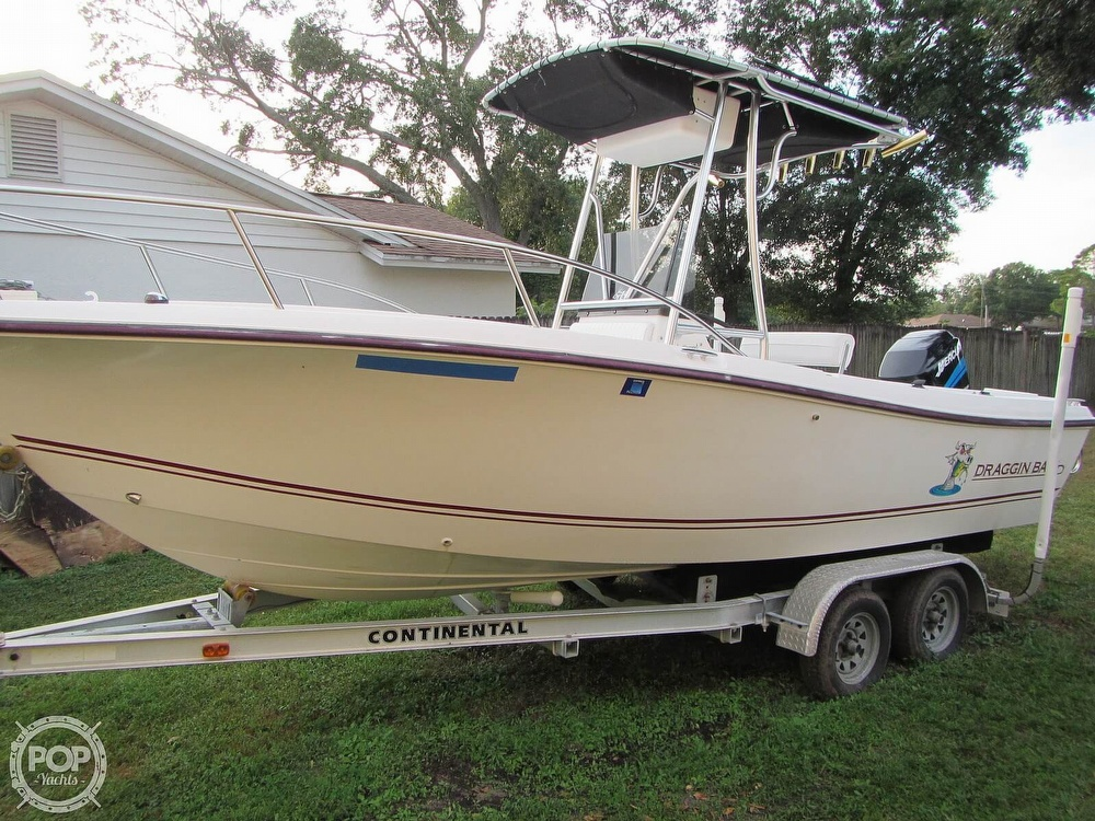 2002 Cape Craft boat for sale, model of the boat is 2100 CC & Image # 15 of 40
