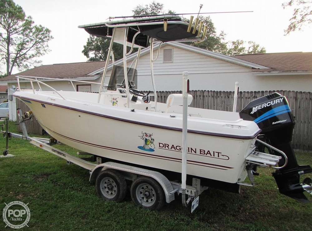 2002 Cape Craft boat for sale, model of the boat is 2100 CC & Image # 16 of 40