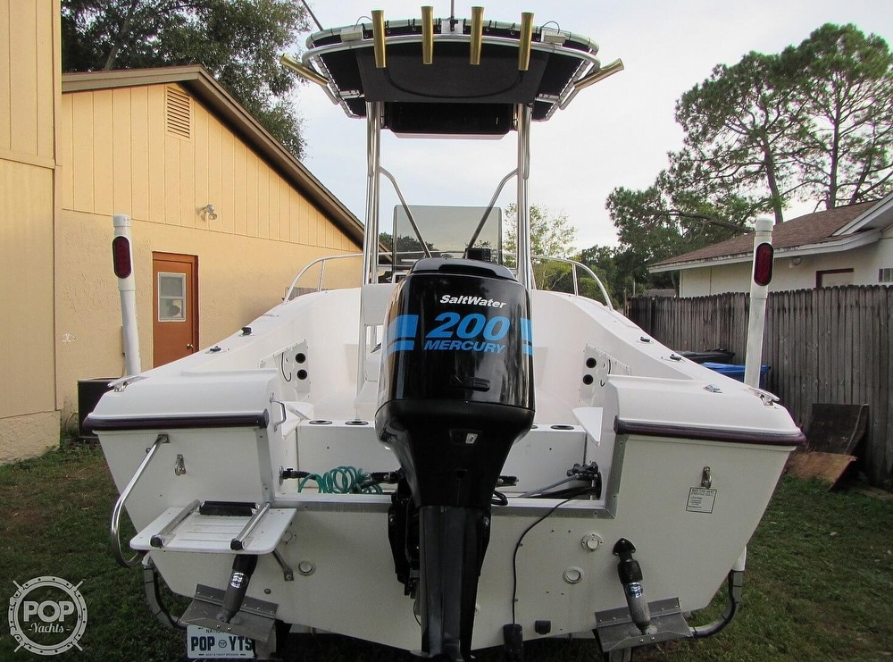 2002 Cape Craft boat for sale, model of the boat is 2100 CC & Image # 18 of 40