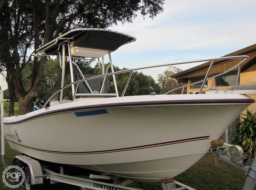 2002 Cape Craft boat for sale, model of the boat is 2100 CC & Image # 21 of 40