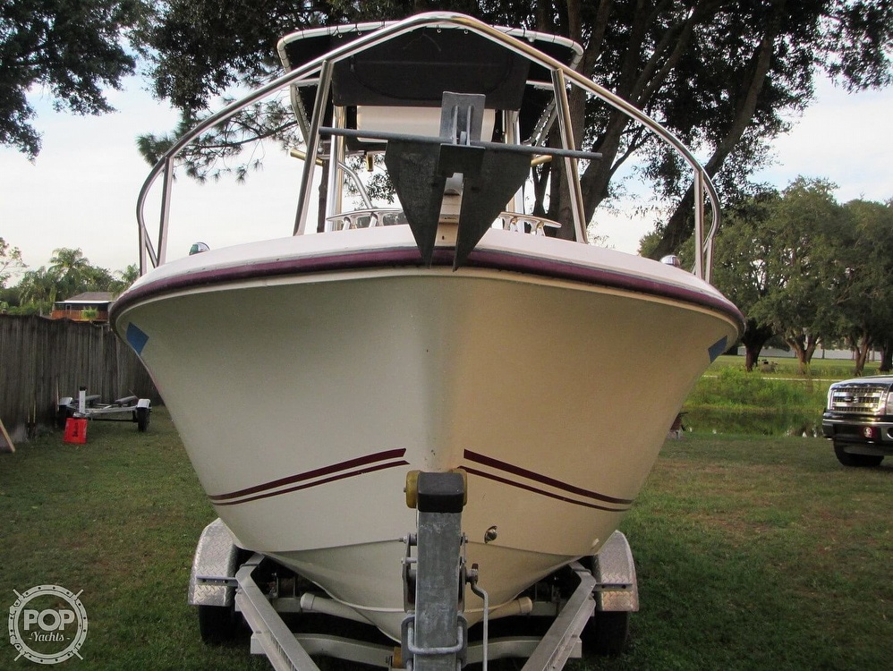 2002 Cape Craft boat for sale, model of the boat is 2100 CC & Image # 22 of 40
