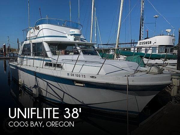 1977 Uniflite 36