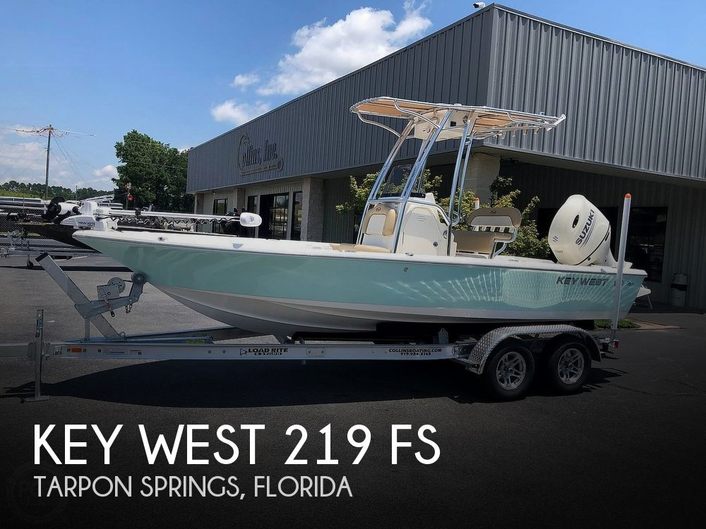 Used Key West Boats For Sale by owner | 2020 Key West 219 FS