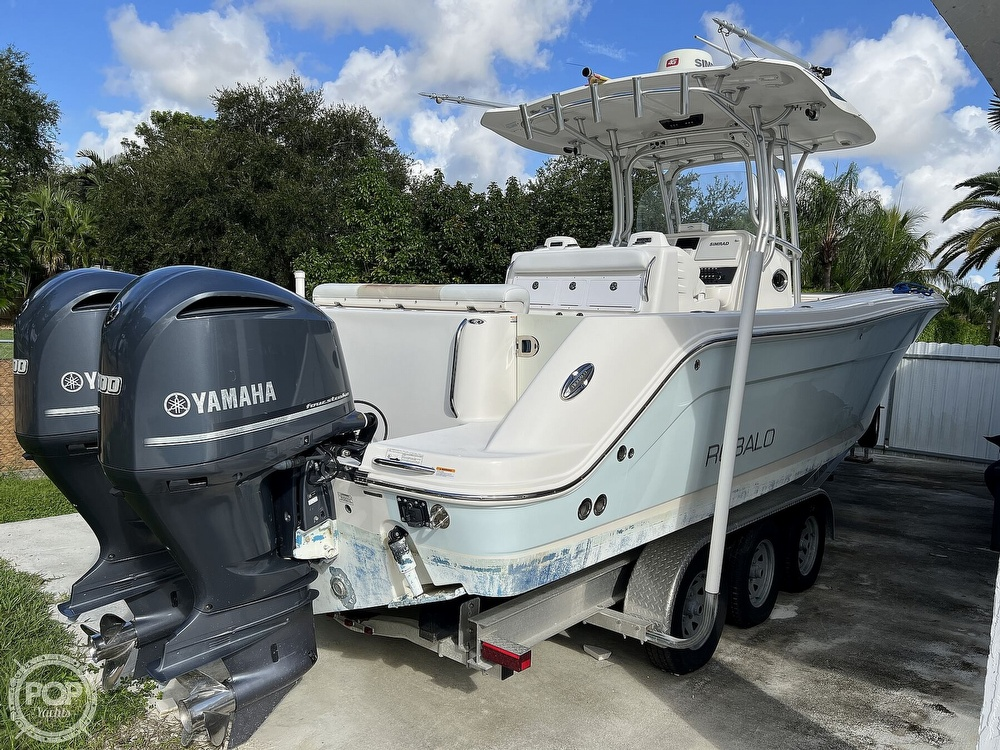2015 Robalo boat for sale, model of the boat is R300 CC & Image # 7 of 40