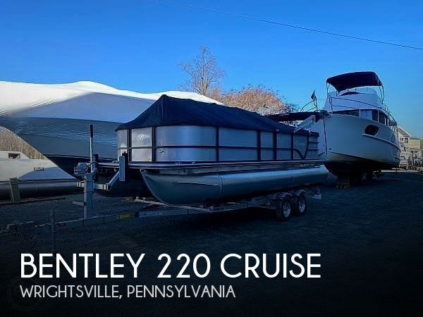 Used BENTLEY Boats For Sale by owner   2021 Bentley 220 Cruise