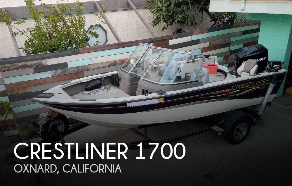 2006 CRESTLINER MIRAGE 1700 for sale