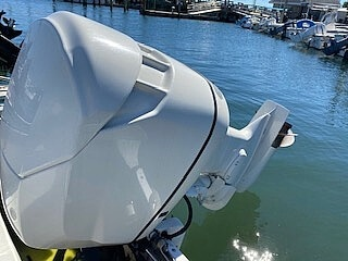 1987 Boston Whaler boat for sale, model of the boat is 18 Outrage & Image # 4 of 11
