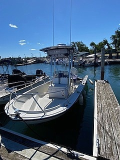 1987 Boston Whaler boat for sale, model of the boat is 18 Outrage & Image # 5 of 11