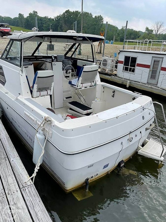 1994 Bayliner boat for sale, model of the boat is 2452 Classic & Image # 3 of 11