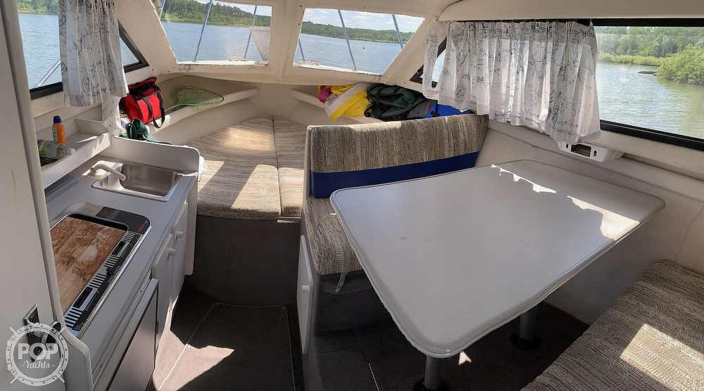1994 Bayliner boat for sale, model of the boat is 2452 Classic & Image # 10 of 11