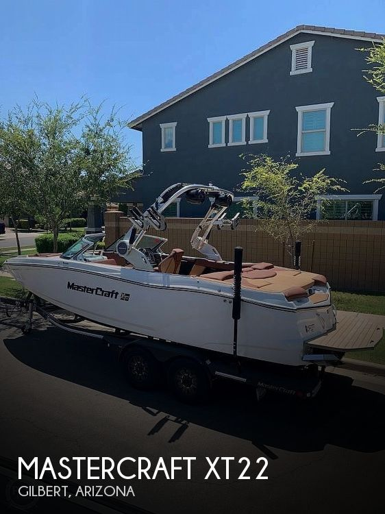 Used Boats For Sale in Arizona by owner | 2019 Mastercraft xt22