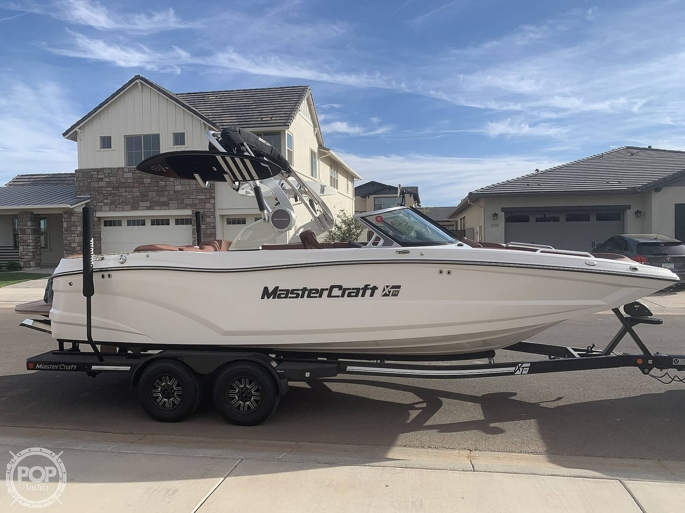 2019 Mastercraft boat for sale, model of the boat is XT22 & Image # 3 of 40