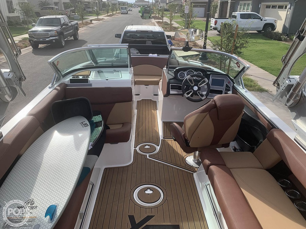 2019 Mastercraft boat for sale, model of the boat is XT22 & Image # 4 of 40