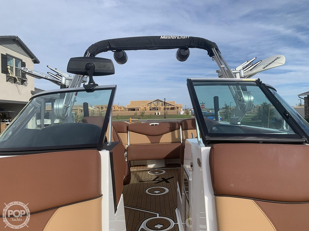 2019 Mastercraft boat for sale, model of the boat is XT22 & Image # 5 of 40