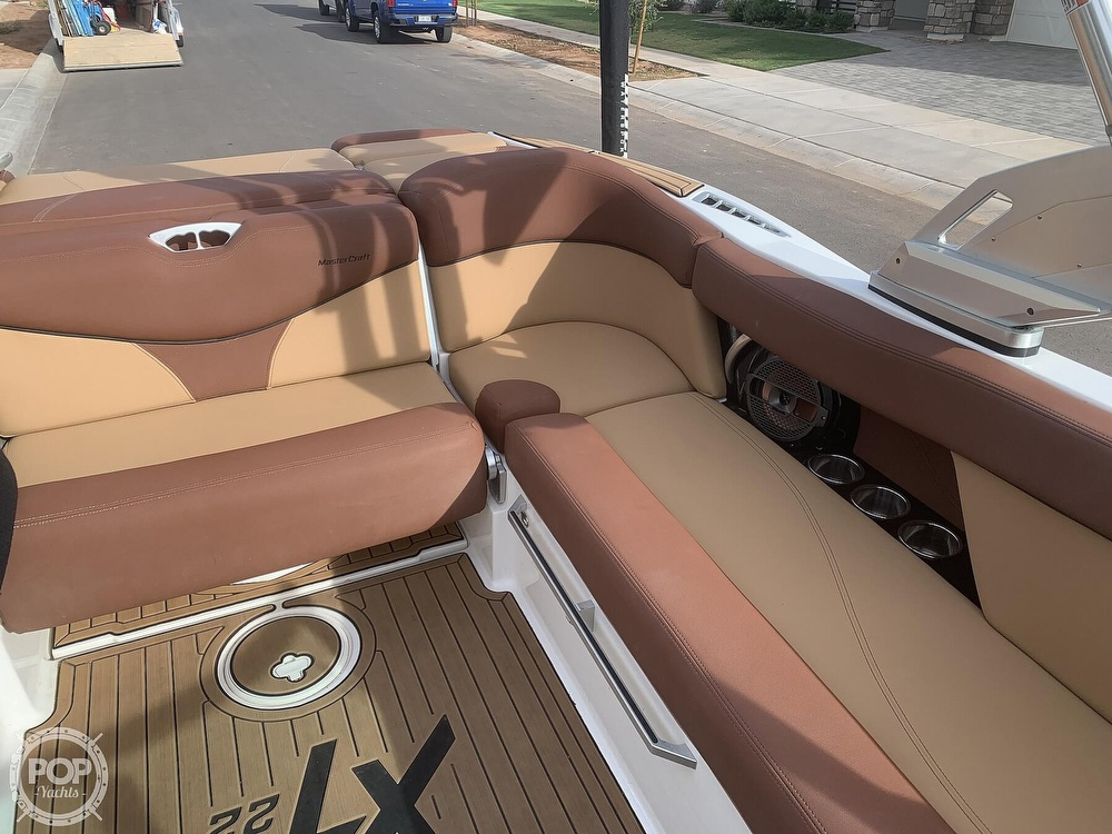 2019 Mastercraft boat for sale, model of the boat is XT22 & Image # 7 of 40