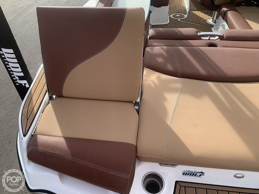 2019 Mastercraft boat for sale, model of the boat is XT22 & Image # 40 of 40