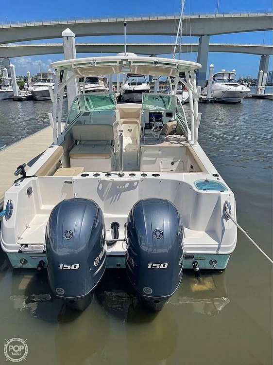 2020 Sailfish boat for sale, model of the boat is 275 DC & Image # 2 of 6