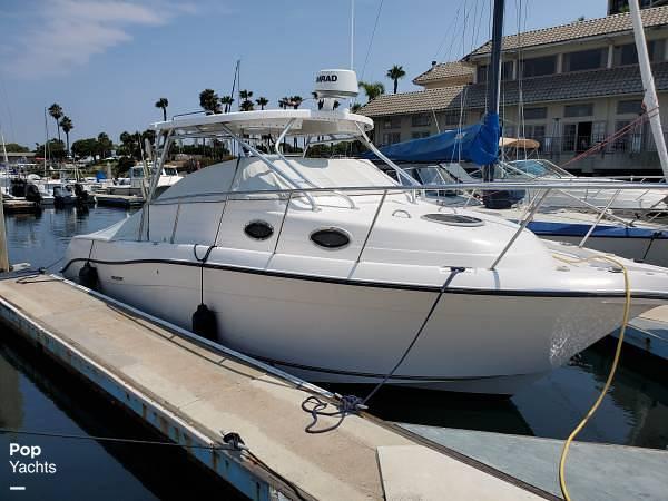 2006 Seaswirl boat for sale, model of the boat is Striper 2901 Sedan Sport Fisherman Hardtop & Image # 3 of 40