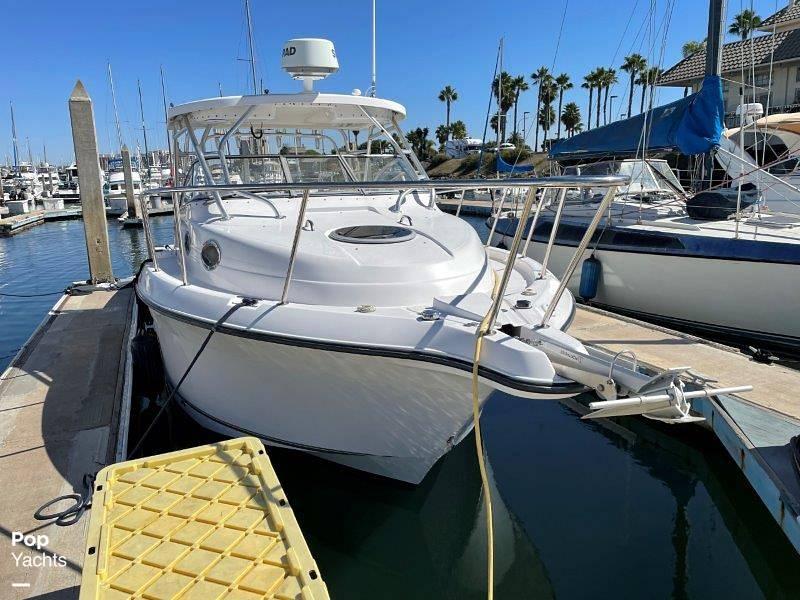 2006 Seaswirl boat for sale, model of the boat is Striper 2901 Sedan Sport Fisherman Hardtop & Image # 4 of 40