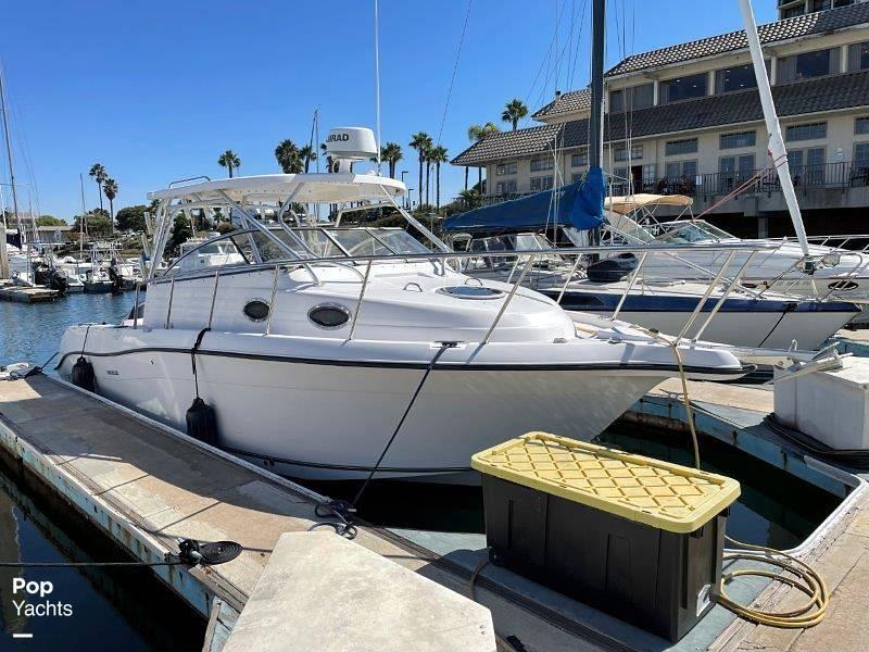 2006 Seaswirl boat for sale, model of the boat is Striper 2901 Sedan Sport Fisherman Hardtop & Image # 2 of 40