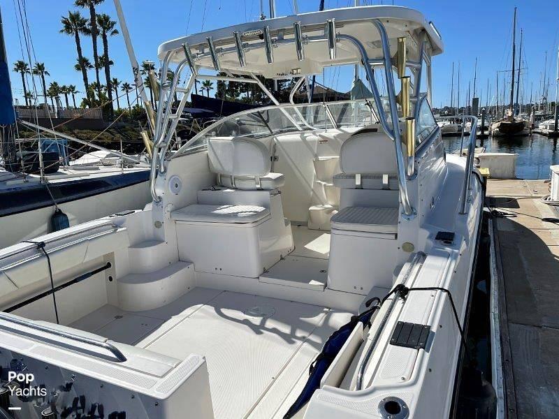 2006 Seaswirl boat for sale, model of the boat is Striper 2901 Sedan Sport Fisherman Hardtop & Image # 6 of 40