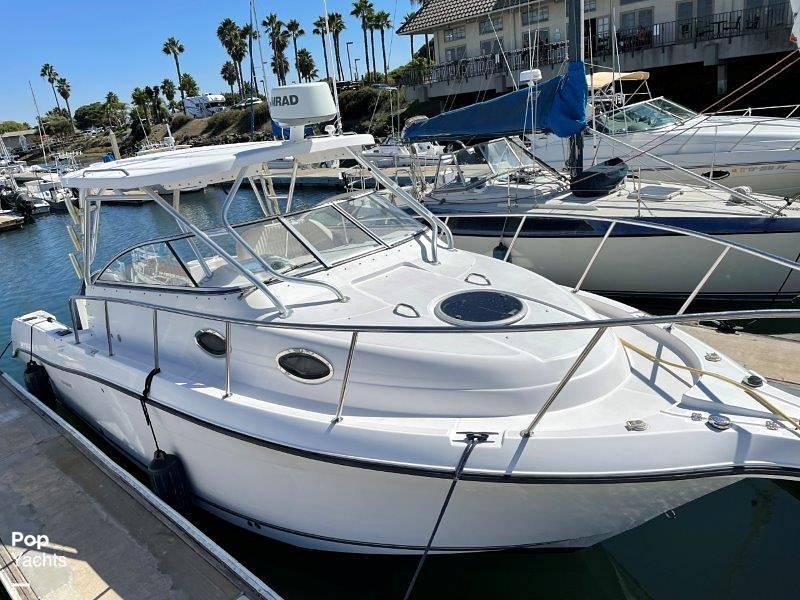2006 Seaswirl boat for sale, model of the boat is Striper 2901 Sedan Sport Fisherman Hardtop & Image # 7 of 40