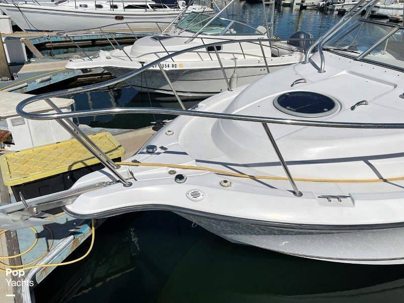 2006 Seaswirl boat for sale, model of the boat is Striper 2901 Sedan Sport Fisherman Hardtop & Image # 8 of 40