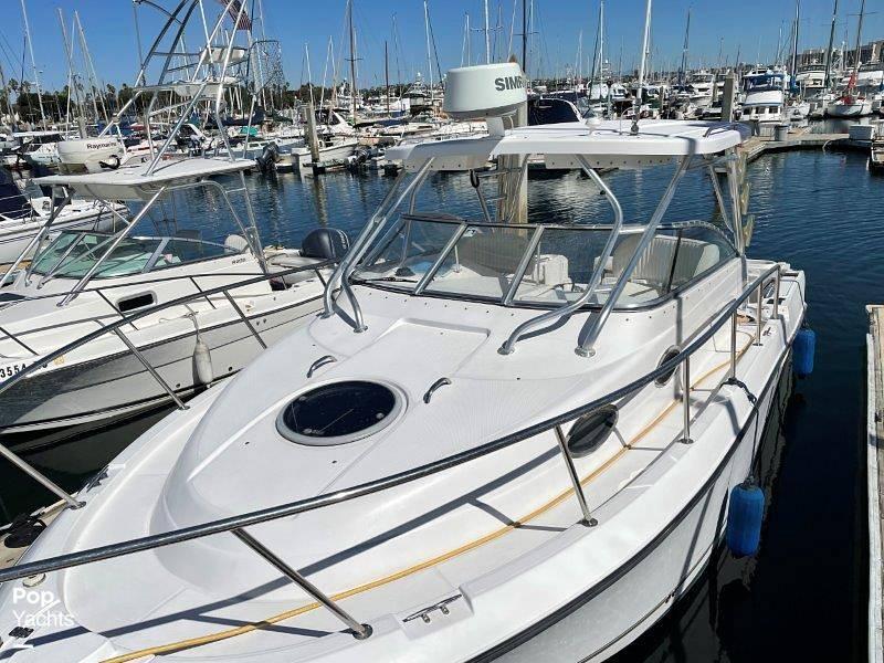 2006 Seaswirl boat for sale, model of the boat is Striper 2901 Sedan Sport Fisherman Hardtop & Image # 9 of 40