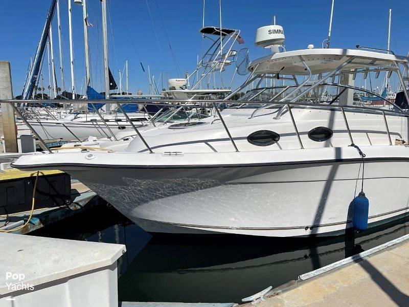2006 Seaswirl boat for sale, model of the boat is Striper 2901 Sedan Sport Fisherman Hardtop & Image # 10 of 40