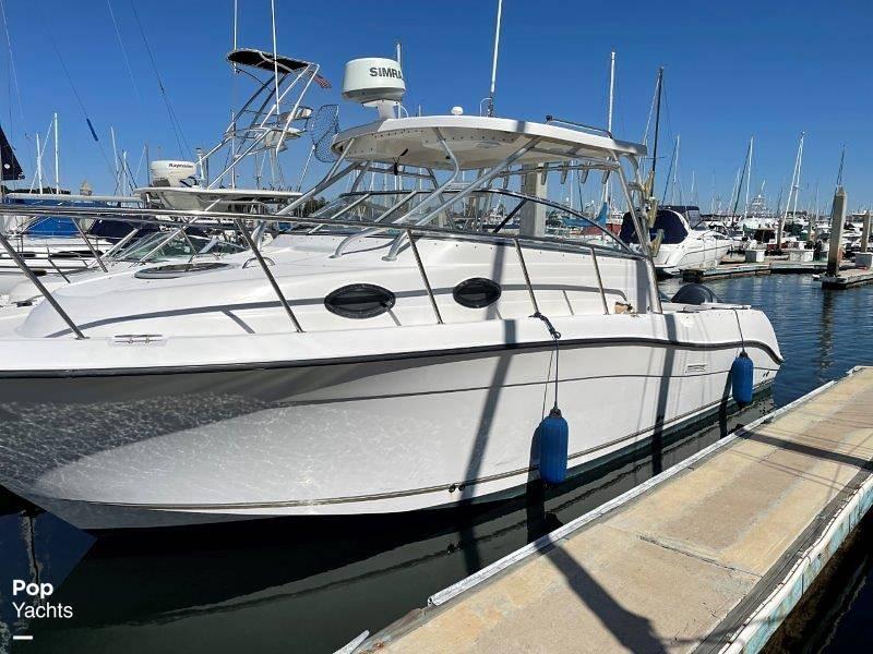 2006 Seaswirl boat for sale, model of the boat is Striper 2901 Sedan Sport Fisherman Hardtop & Image # 11 of 40