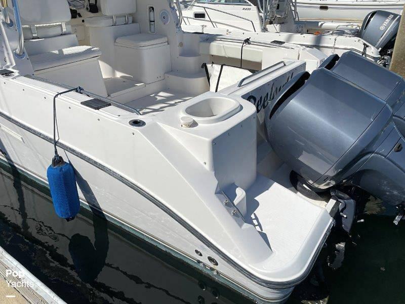 2006 Seaswirl boat for sale, model of the boat is Striper 2901 Sedan Sport Fisherman Hardtop & Image # 13 of 40