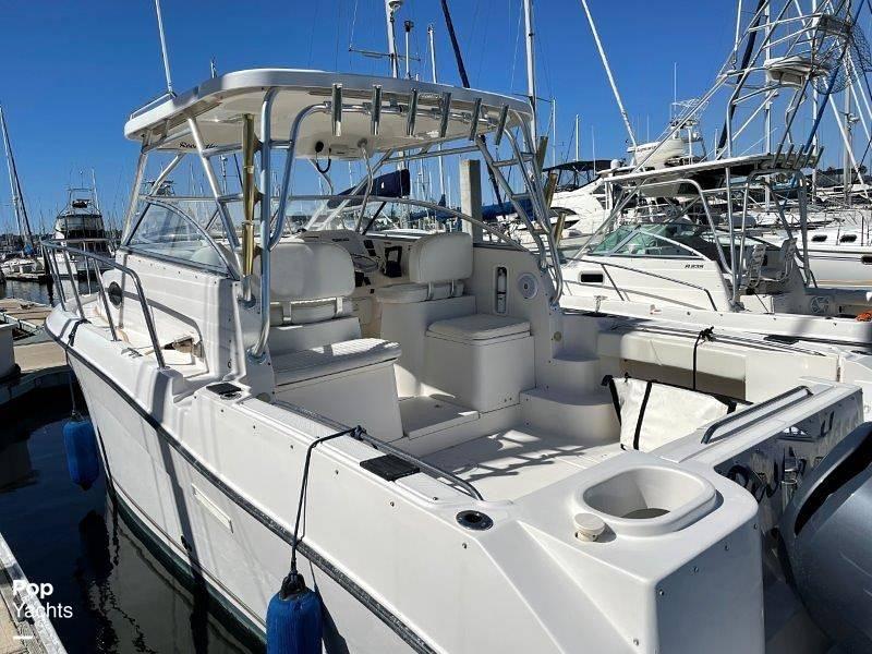 2006 Seaswirl boat for sale, model of the boat is Striper 2901 Sedan Sport Fisherman Hardtop & Image # 15 of 40
