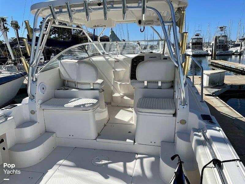 2006 Seaswirl boat for sale, model of the boat is Striper 2901 Sedan Sport Fisherman Hardtop & Image # 17 of 40