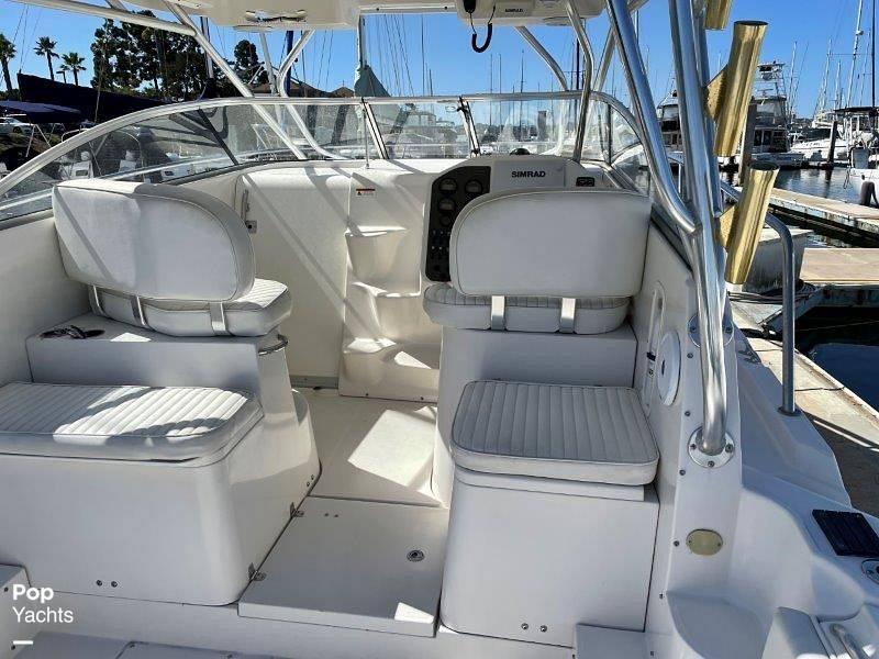 2006 Seaswirl boat for sale, model of the boat is Striper 2901 Sedan Sport Fisherman Hardtop & Image # 19 of 40
