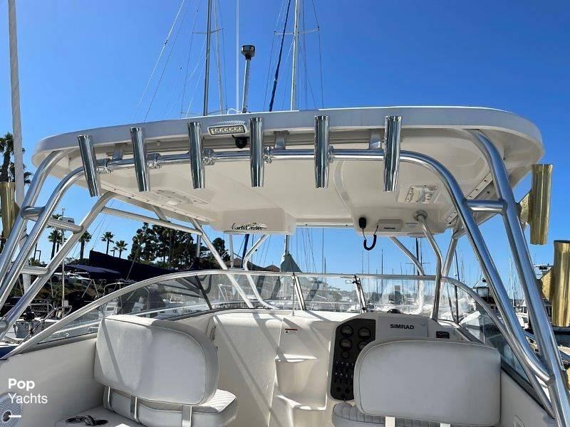 2006 Seaswirl boat for sale, model of the boat is Striper 2901 Sedan Sport Fisherman Hardtop & Image # 20 of 40