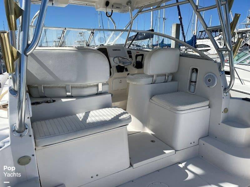 2006 Seaswirl boat for sale, model of the boat is Striper 2901 Sedan Sport Fisherman Hardtop & Image # 22 of 40