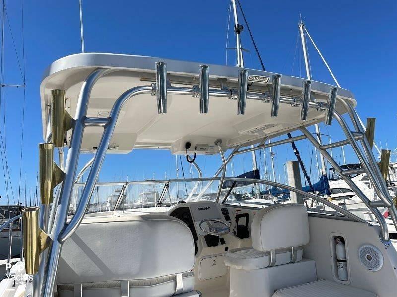 2006 Seaswirl boat for sale, model of the boat is Striper 2901 Sedan Sport Fisherman Hardtop & Image # 23 of 40
